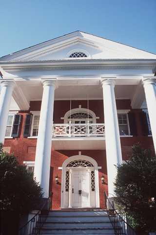 Main Manor at Birdwood
